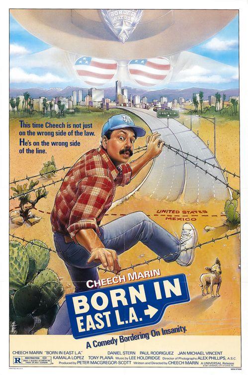 Born in East LA, Autokino 1997