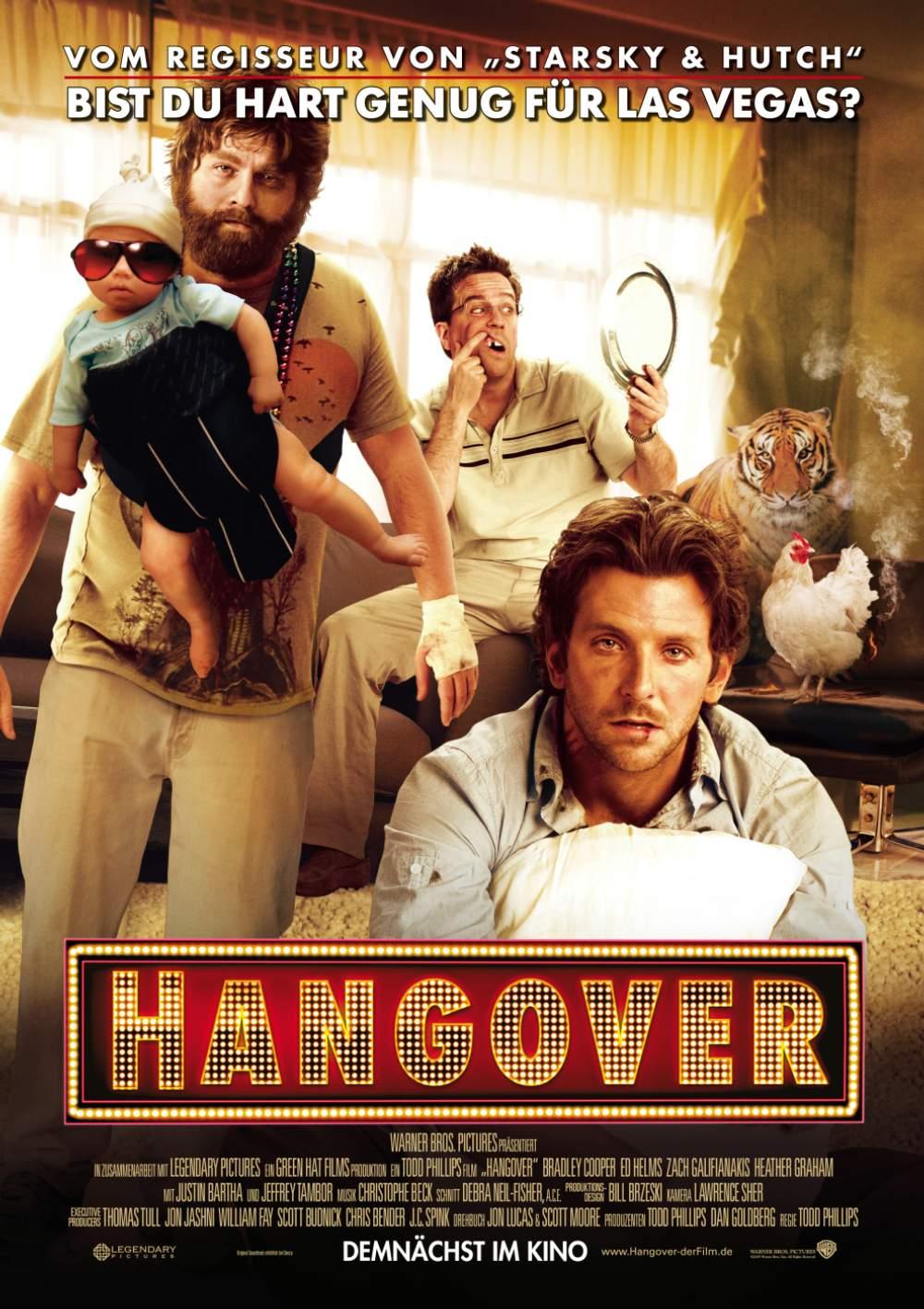 Hangover, Autokino 2010