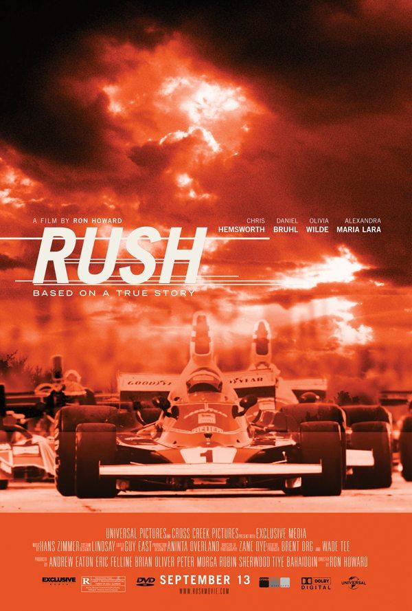 Rush, Autokino 2014