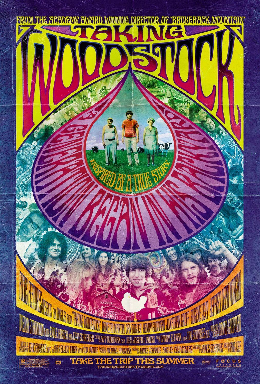 Taking Woodstock, Autokino 2011