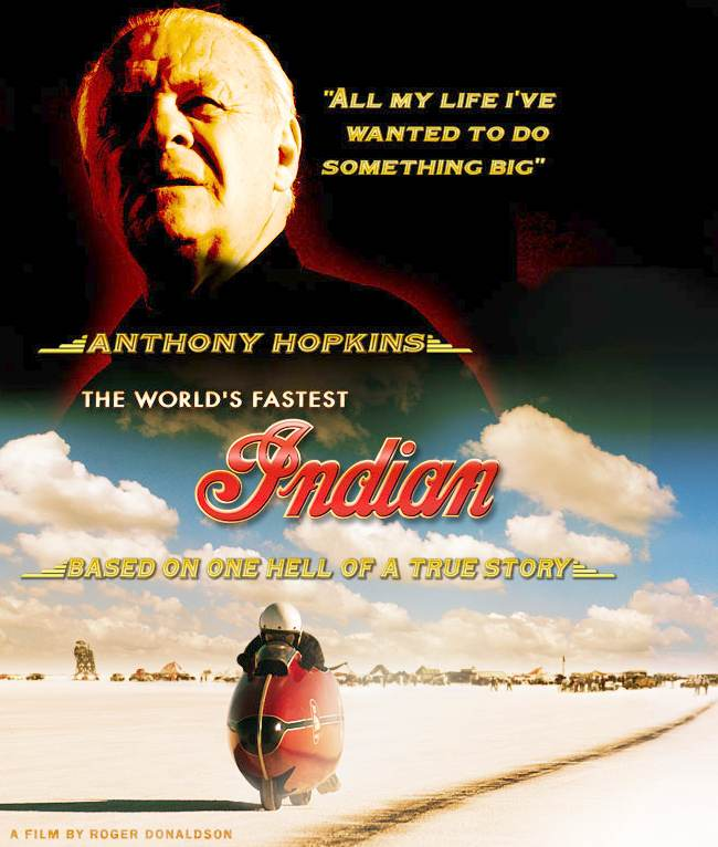 The World's fastest Indian, Autokino 2009