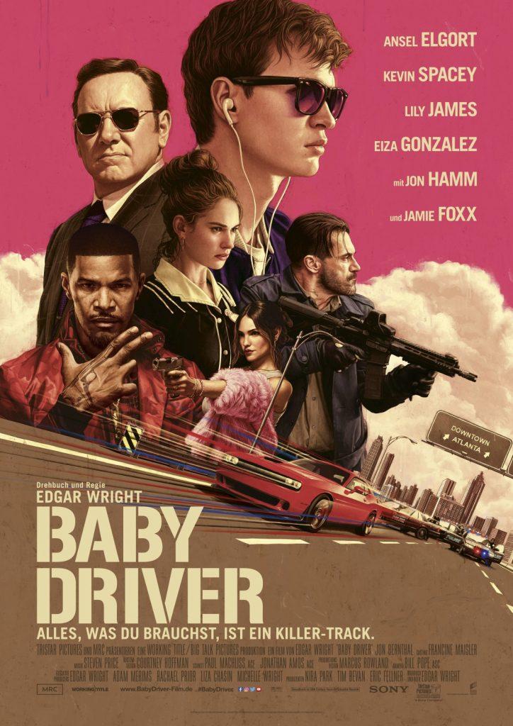 Baby Driver, Autokino 2021